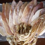 Mực khô món đặc trưng của người Việt