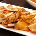 Các món ăn chế biến từ mực một nắng ngon nhất