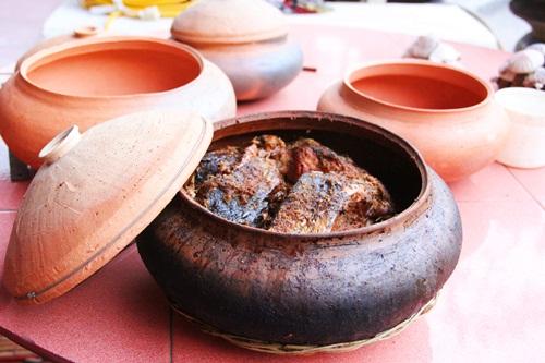 Đặc sản cá kho làng Vũ Đại, Nhân Hậu, Hà Nam
