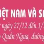 Công ty DASAVINA tất bật chuẩn bị cho Hội chợ Tự hào hàng Việt Nam và Sản phẩm truyền thống 2016
