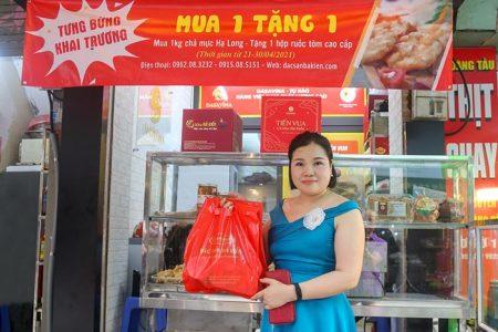 DASAVINA khai trương cửa hàng tại 11 Gia Ngư